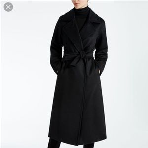 MaxMara Teddy Alpaca Coat